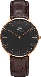Daniel Wellington Classic Black York DW00100140