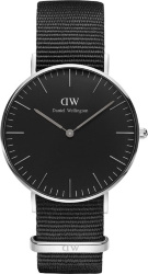 Daniel Wellington Classic Black Cornwall DW00100151
