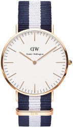 Daniel Wellington Glasgow  0503DW