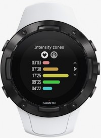 Suunto 5 White Black Kav