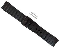 Ремешок Suunto Elementum Terra All Black Rubber Strap