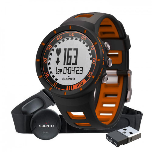 Suunto Quest Orange HR